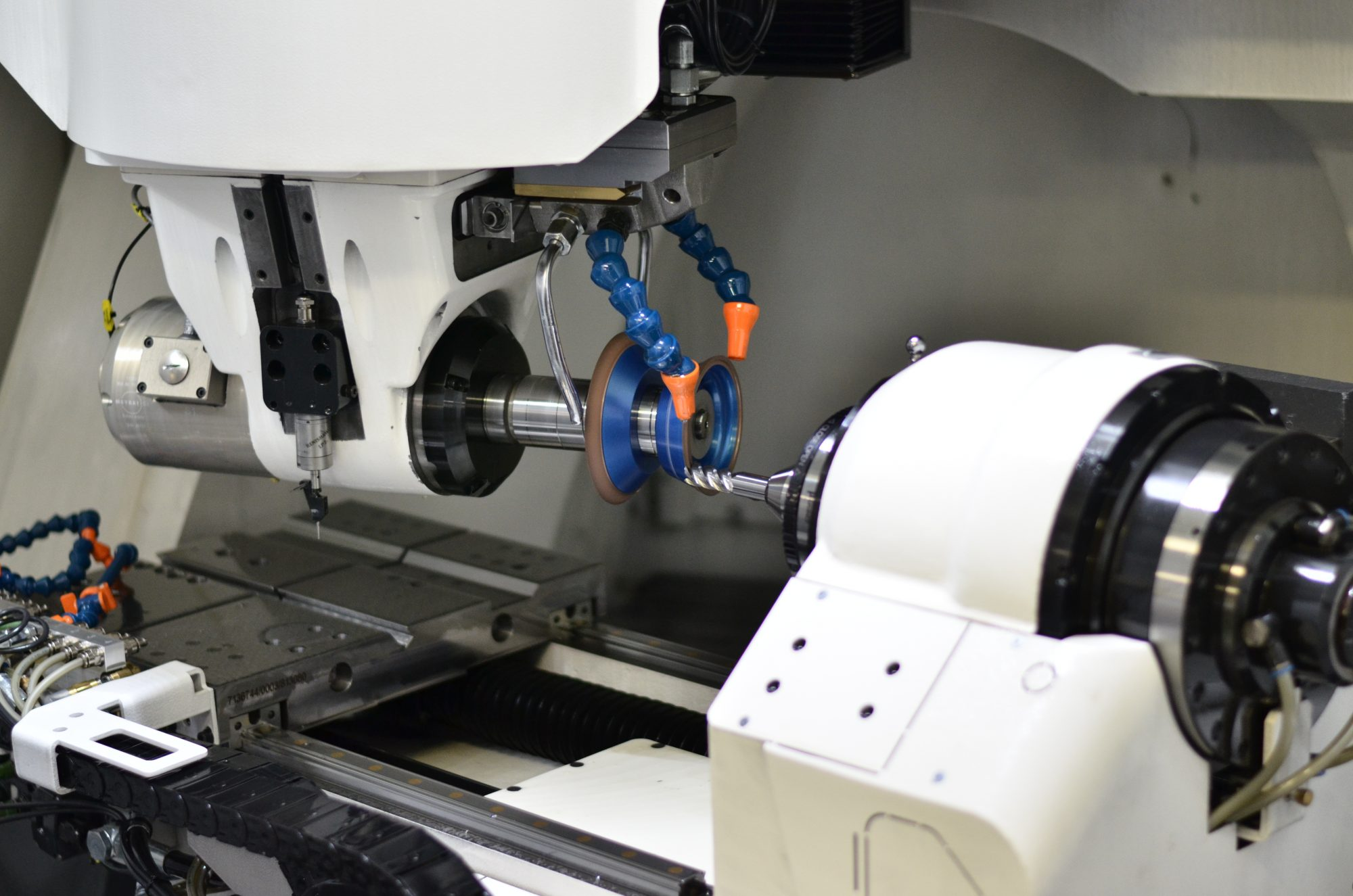 Szerszámgyártás WALTER CNC